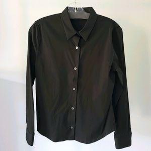 NWOT Theory Women's Button Down Dress Shirt
